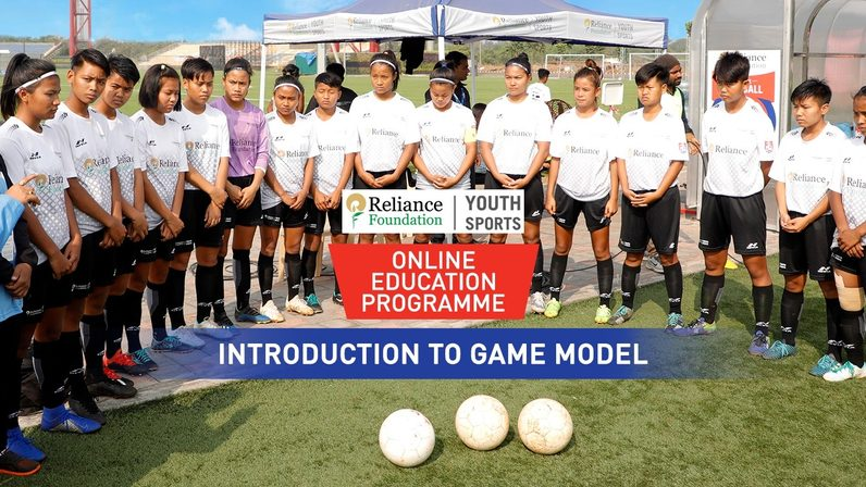How to apply the game model in football?