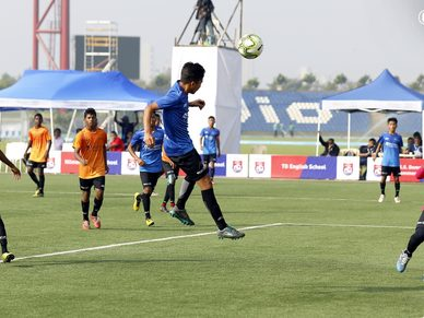 Sub Junior Boys National Finals: Progress High School, Goa vs The Unique Model Academy, Imphal