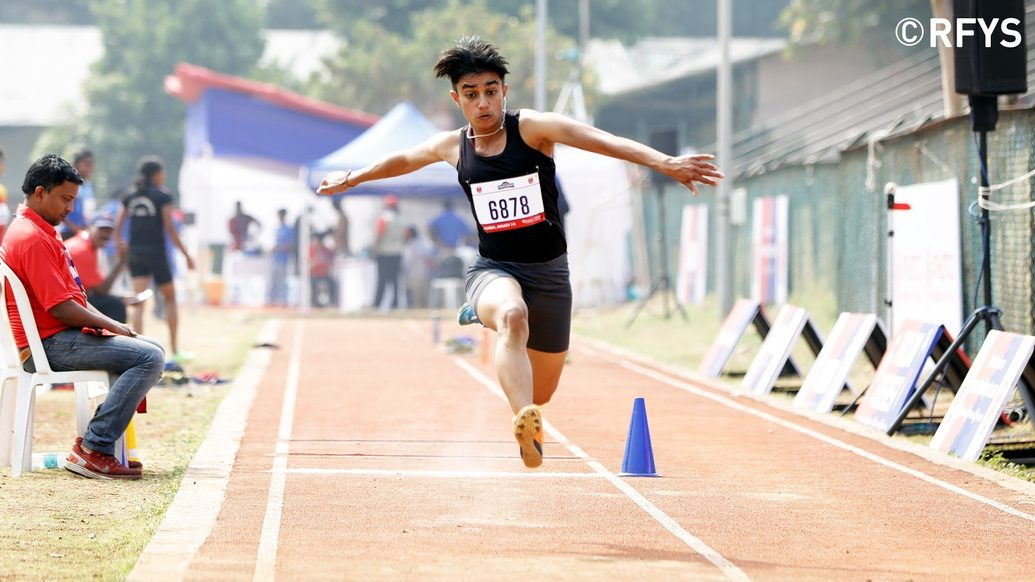 RFYS Athletics National Championship 2019-20: Best Athletes of the season