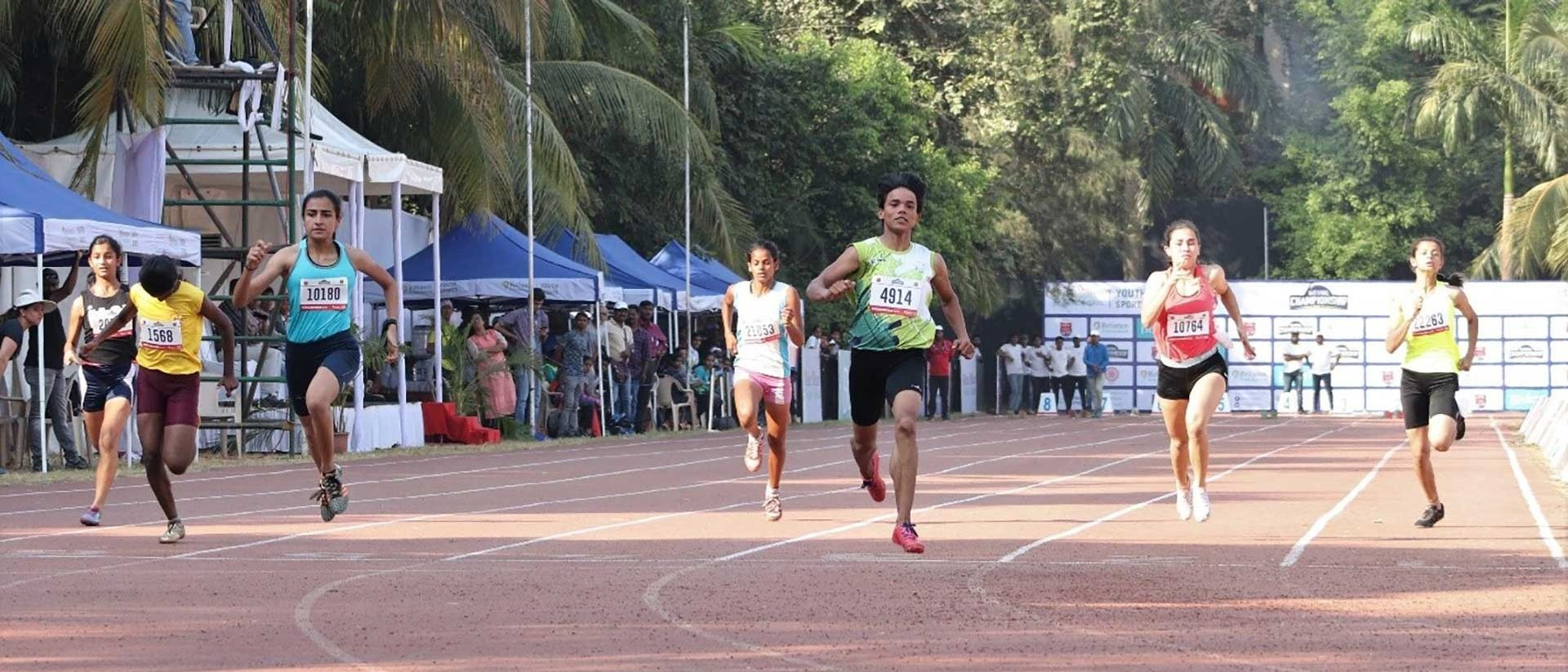 RFYS Athletics National Championship crosses the finish line