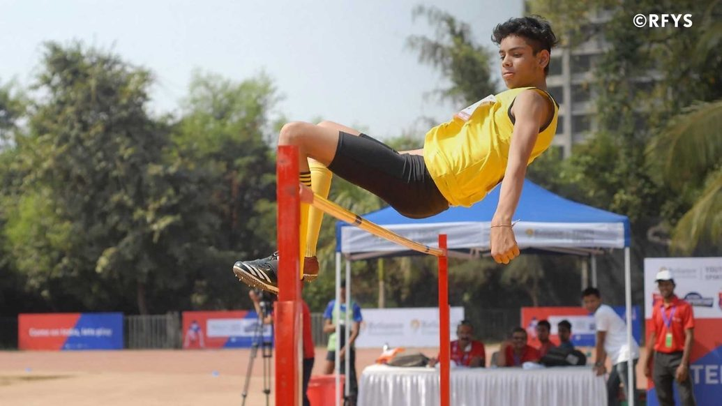 Brilliant performances brighten up second day of RFYS Athletics National Championship