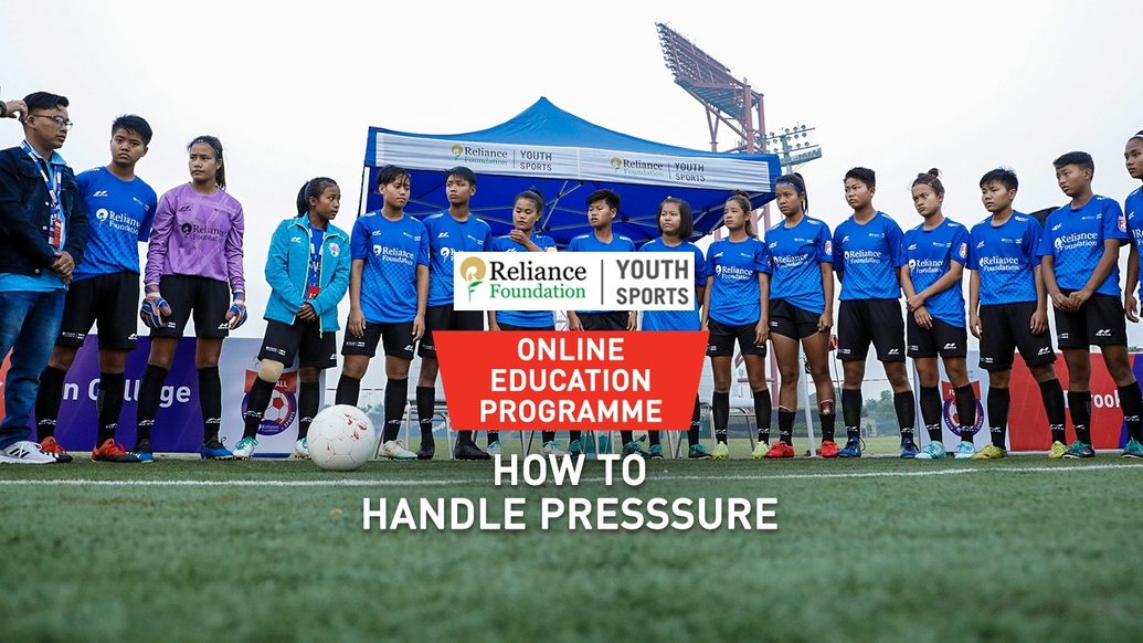 How to handle pre-game pressure?