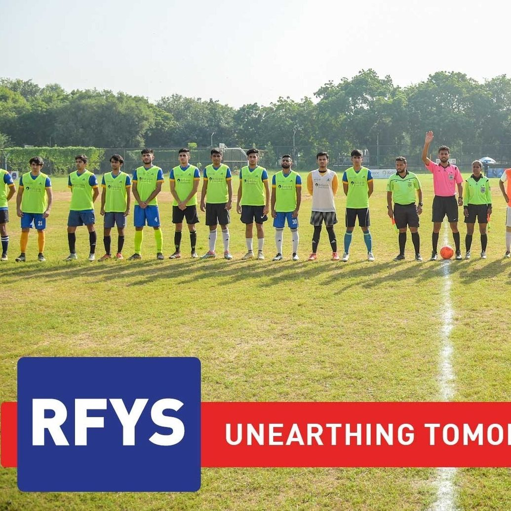 RFYS | Unearthing Tomorrow's Champion