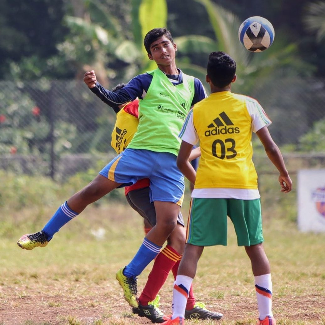 RFYS Football: Pune, Day 21