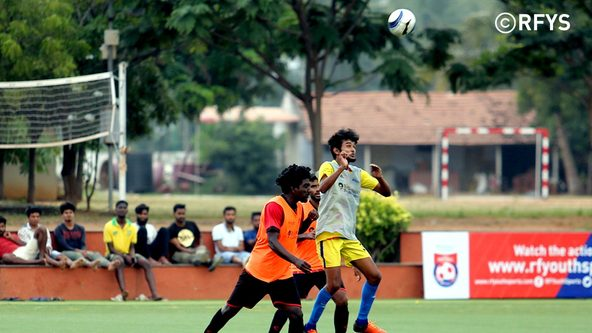 Coimbatore Football Championship Final: Match 5