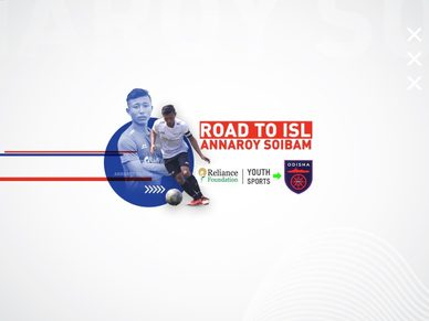 Journey to Hero ISL | Annaroy Soibam | The Upcoming Sensation from The Unique Model Academy Imphal