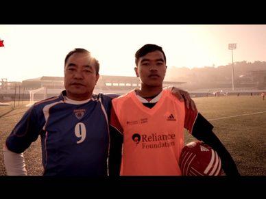 Golden Kick – Zothanpuia Bawihtlung's Story