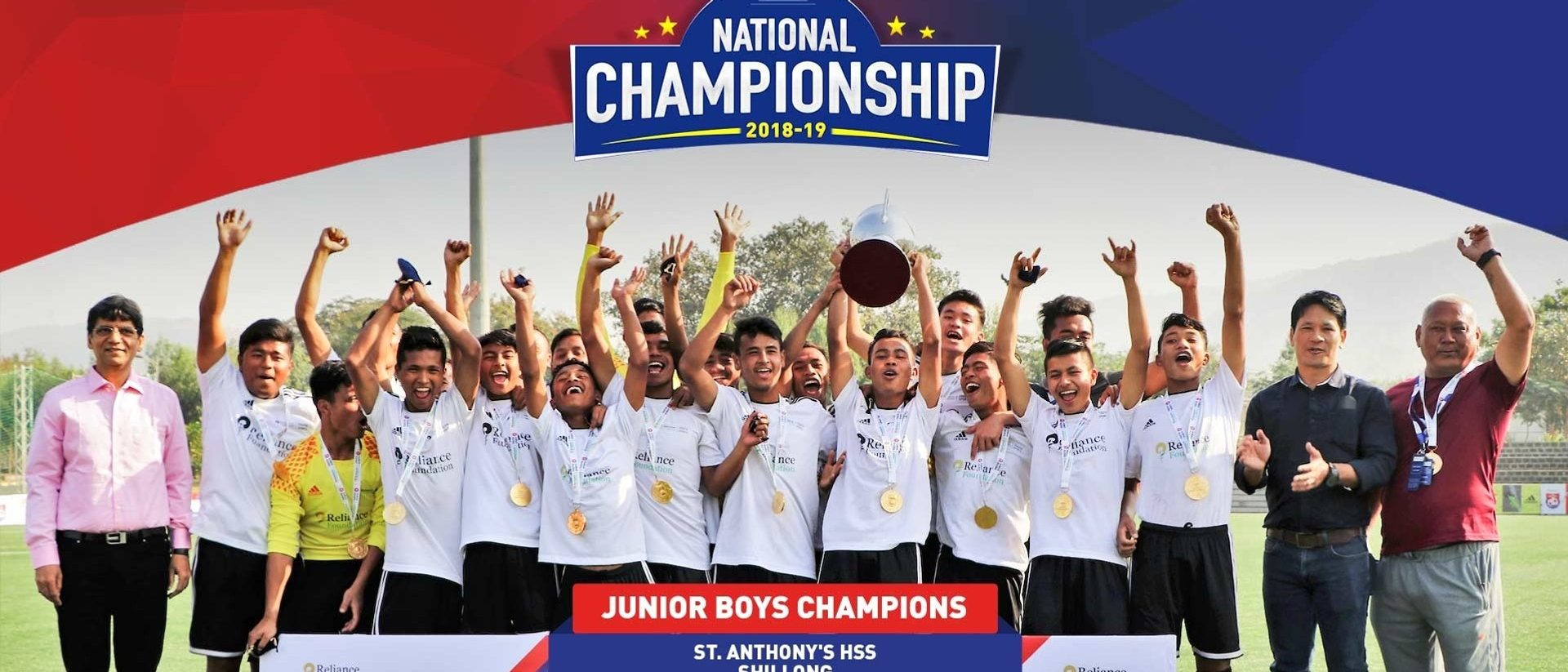 RFYS National Championship Finals: Match 1