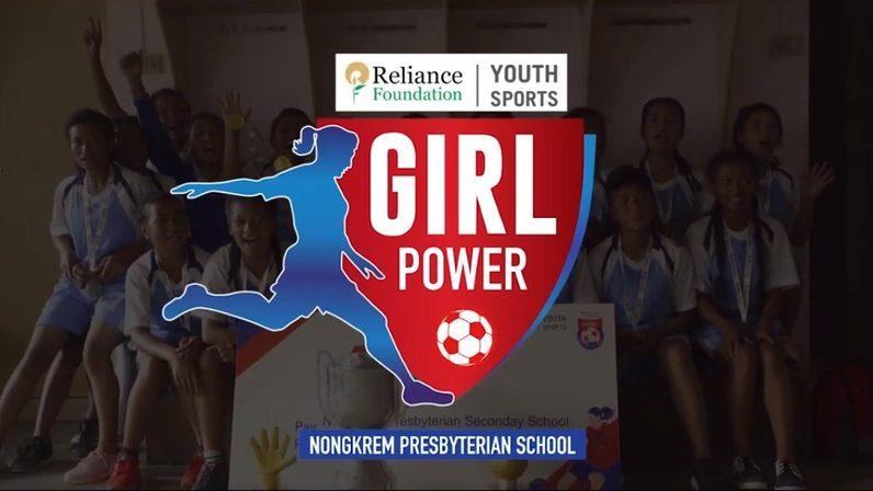 Girls Football team from North East India | The inspiring Nongkrem Girls story