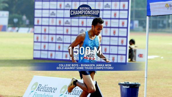 College Boys: Bhimasen Janka's incredible final burst wins him Gold