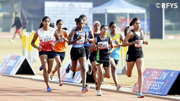 RFYS National Athletics: Olympic dream in stride, budding athletes bask in gold glory