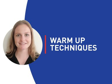 Learn with RFYS - Warm Up 101 with Leandi Van Zyl