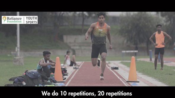 Athletics Elite Camp, Bengaluru