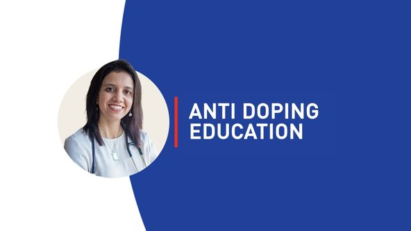 An awareness on Anti-Doping | A comprehensive explanation by Dr. Tvisha Parikh