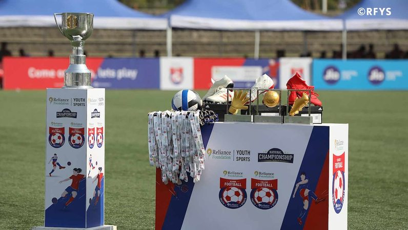 RFYS Champions crowned In the City of Dreams
