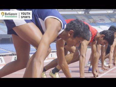 Athletics   Short Distance Running