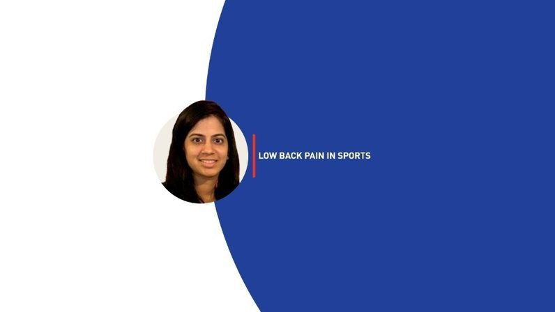 Low Back Pain: How to tackle the biggest injury issue face by Athletes Globally