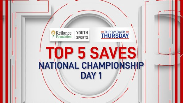Reflexes ✅Agility ✅Presence of Mind ✅ | Top 5 saves from Day 1!