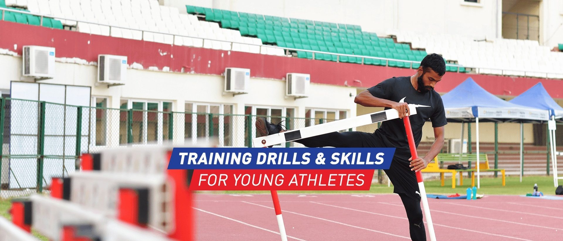 Training Drills & Skills for Young Athletes