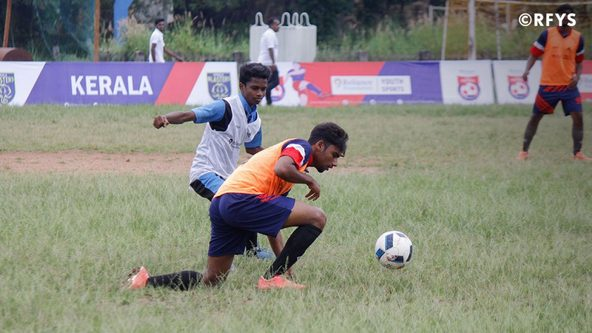 RFYS 2017: Kochi Sr Boys - Govt Boys Higher Secondary School vs Bhavans Varunna Vidhyalaya