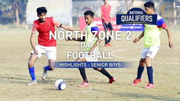RFYS National Qualifiers 2019-20 | Senior Boys North Zone 2, Day 1 Hlts | MSMSV vs SS (0-4)