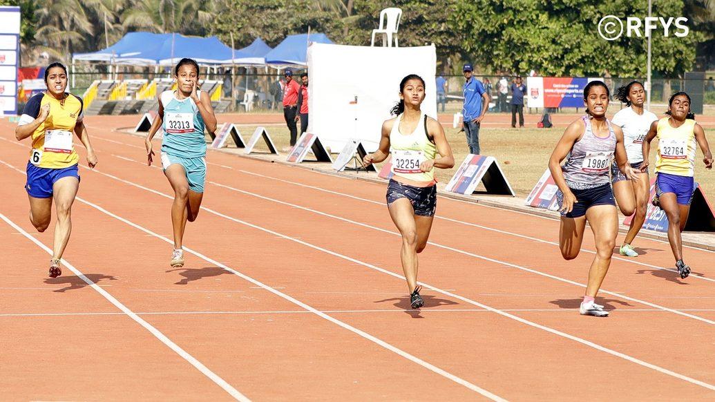 RFYS Athletics National Championship 2019-20, Day Three Recap, Part 1