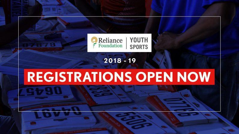 Register for RFYS 2018-19