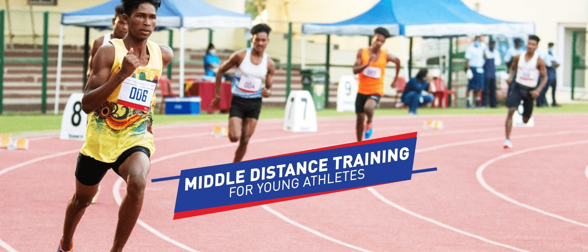 Middle-Distance Training for Young Athletes