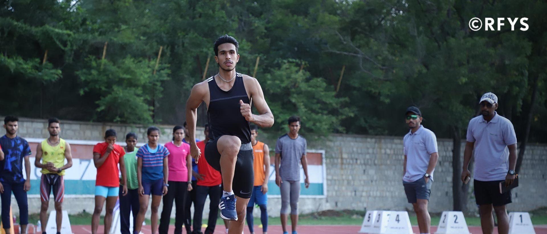 RFYS Athletics Elite Camp 2018 Concludes In Bengaluru