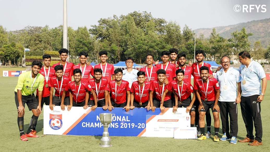 National Finals, Senior Boys: Malabar Special Police HSS, Malappuram triumph over the defending Champions
