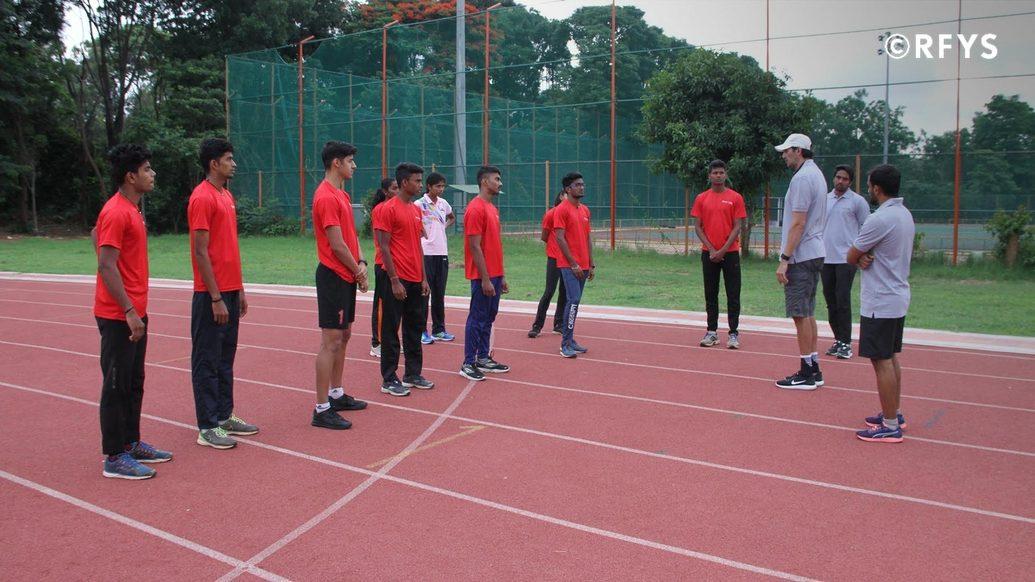 RFYS Athletics Elite Camp Commences In Bengaluru