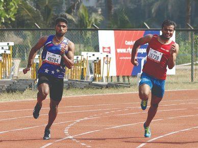 National Championship, Athletics Day 2: Sub Junior Boys
