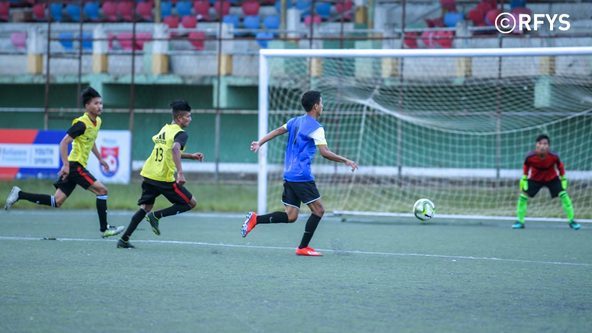 Mizoram Football Championship Finals: Match 5