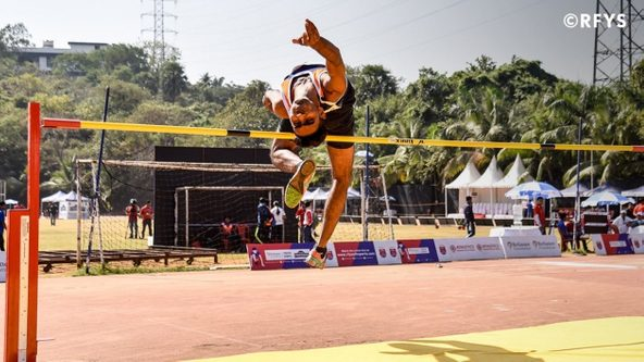 A story that was RFYS Athletics