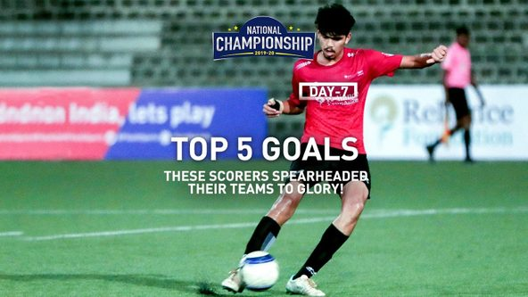 Headers turn heads in Day 7's Top 5 Goals!