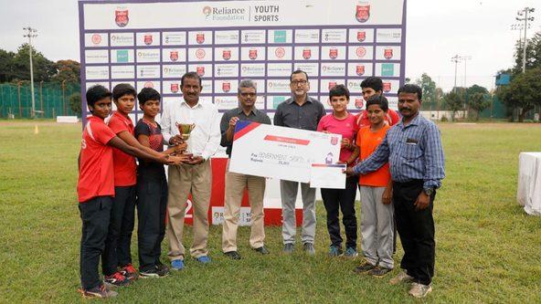 History made at Bengaluru's Athletics meet
