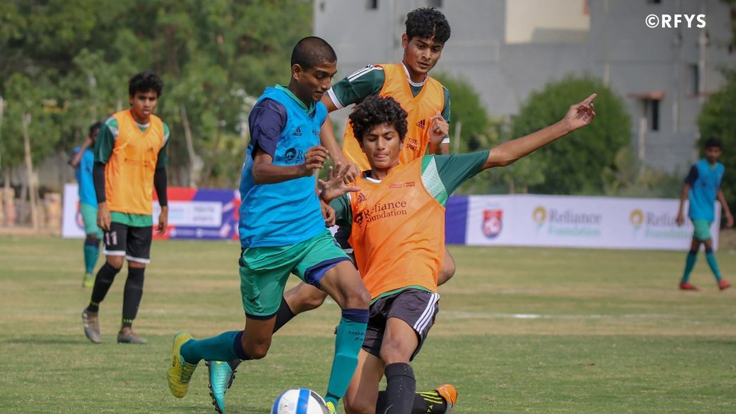 RFYS South Zone 1 National Qualifiers comes to an end