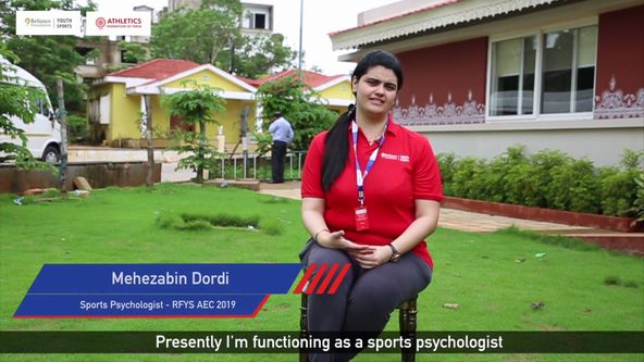 AEC 2019 Interview |  Mehezabin Dordi - Sports Psychologist