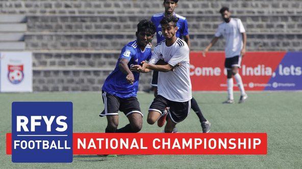 Highlights | RFYS NC | Indira College vs Guru Hargobind Khalsa College