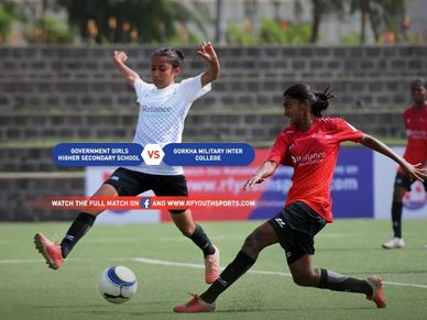 A double hat-trick is always a thing of beauty and Mariyammal did it in style!