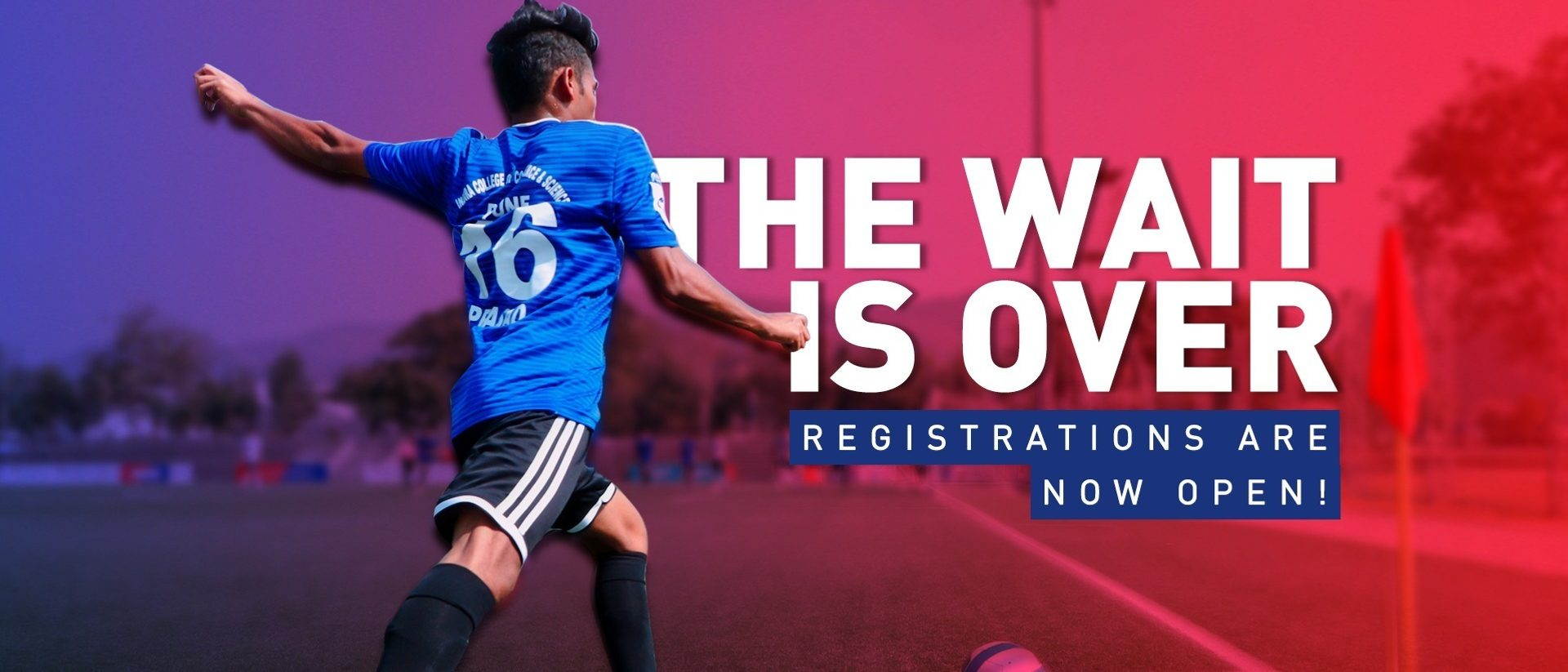 Registrations are now open for RFYS 2019-20!