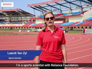 AEC 2019 Interview | Leandi Van Zyl - Sport Scientist