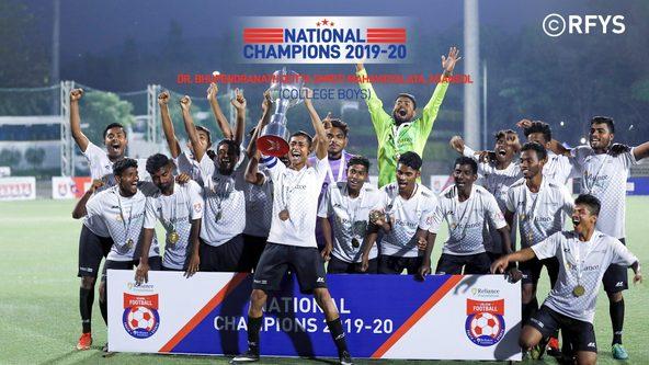 Meet the College Boys Champions from Dr. Bhupendra Dutta Smriti Mahavidyalaya, Asansol