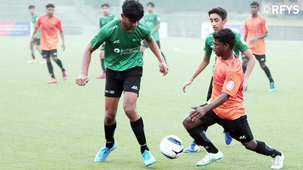 Unbeaten Shillong and Bengaluru enter semi-finals of RFYS Football Finals