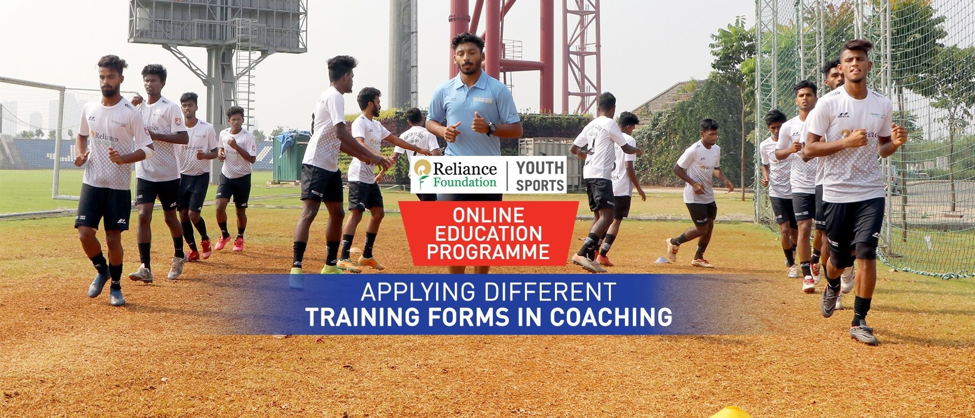 Applying Different Training Forms In Coaching