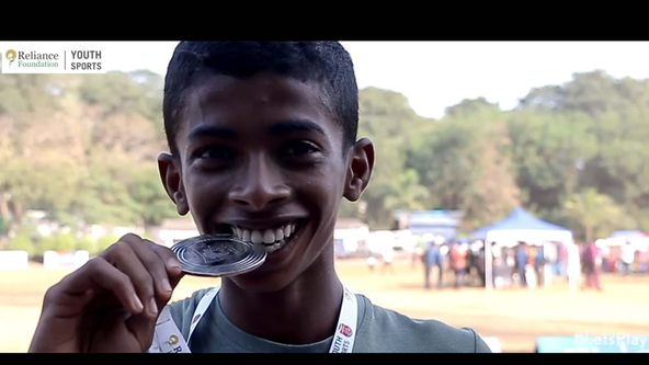 Athletics National Championship 2018-19 - Pradeep S' incredible comeback in 800m race