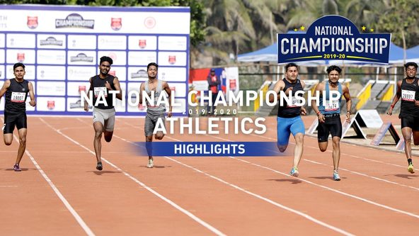 RFYS Athletics National Championship 2019-20 | Senior Boys 200 M Highlights