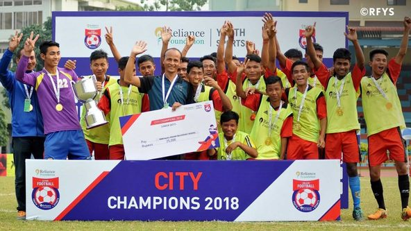Guwahati, your RFYS 2018-19 champions are here
