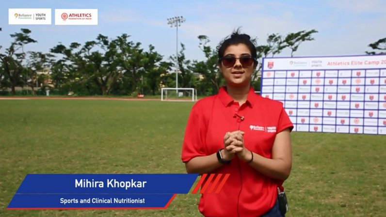 AEC 2019 Interview | Mihira Khopkar (Sports Nutritionist)